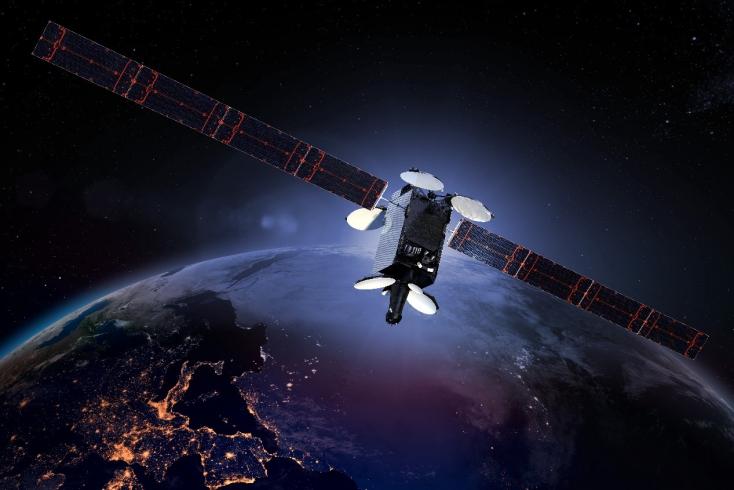 Két műholdat állítottak Föld körüli pályára egy Ariane-5 típusú hordozórakétával