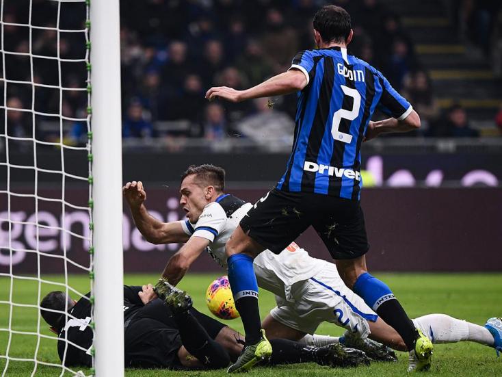 Serie A - Egy pontot szerzett az Atalanta az Internazionale vendégeként