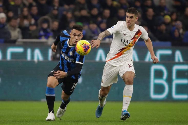 Serie A - Nem bírt egymással az Internazionale és a Roma