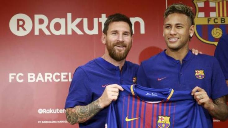 Messi azt akarta, Neymar térjen vissza a Barcelonához
