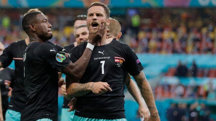 EURO-2020 - Egy meccsre eltiltották Arnautovicot