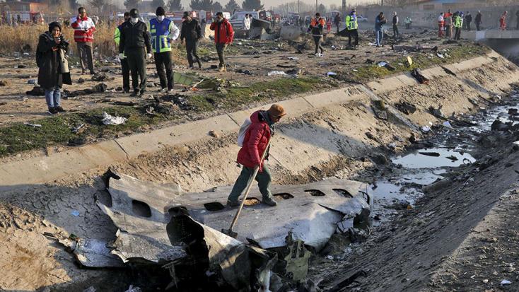 Irán beismerte, hogy ők lőtték le az ukrán utasszállító gépet