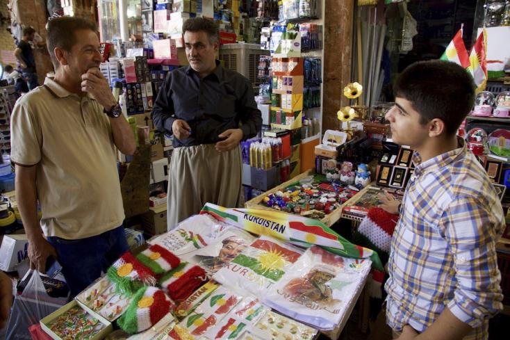 Az iraki kurdok 90 százaléka a függetlenségre szavazott
