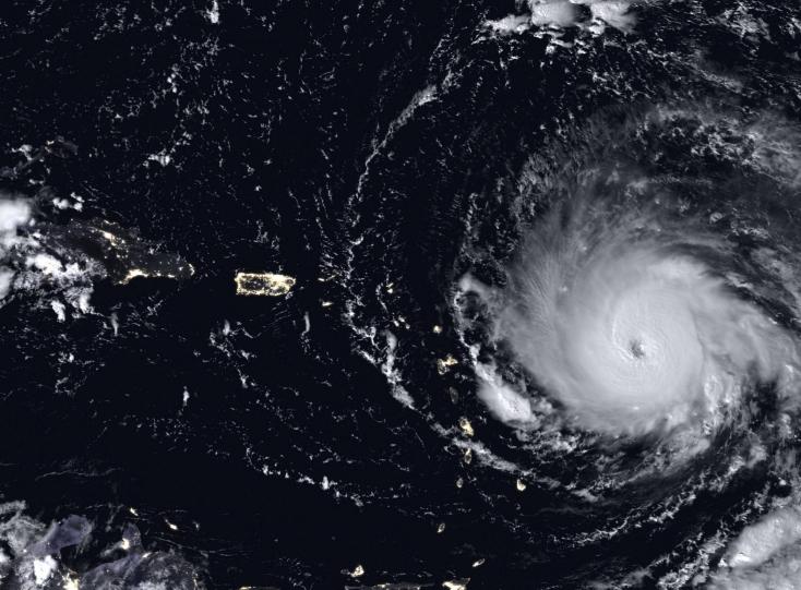 Irma izmosabb, mint Harvey volt - még nagyobb veszélyben Amerika