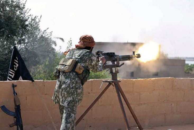 Nagy rohamot indított az Iszlám Állam Szíria déli részén