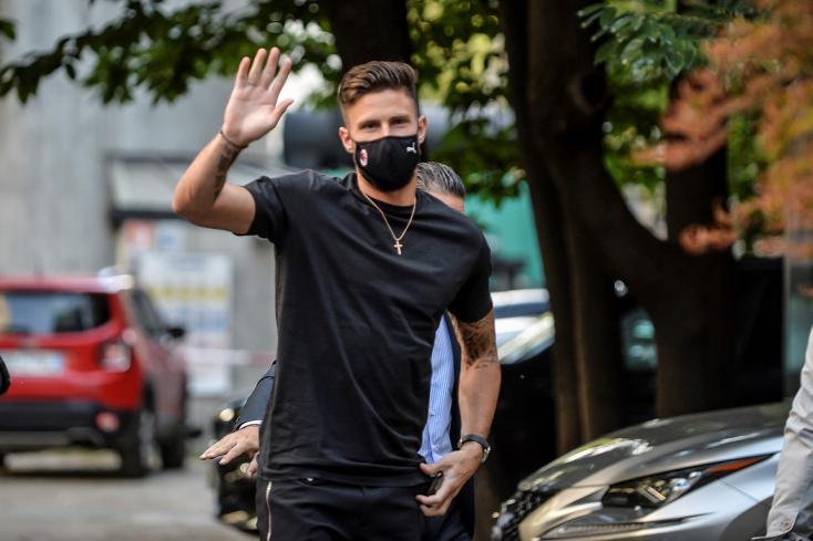 Olivier Giroud távozik a Chelsea-től