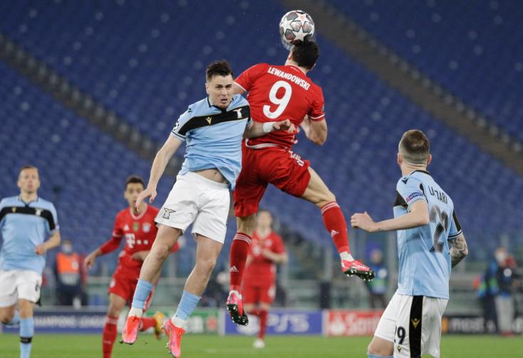 Bajnokok Ligája - Simán verte a Laziót a Bayern
