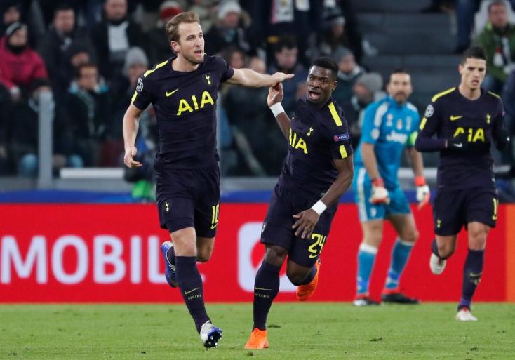 Bajnokok Ligája: Kedvező helyzetben a Tottenham és a Manchester City