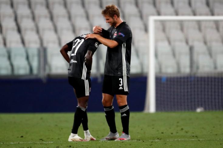 BL: A Lyon a Juventus után a Manchester Cityt is kiütötte!