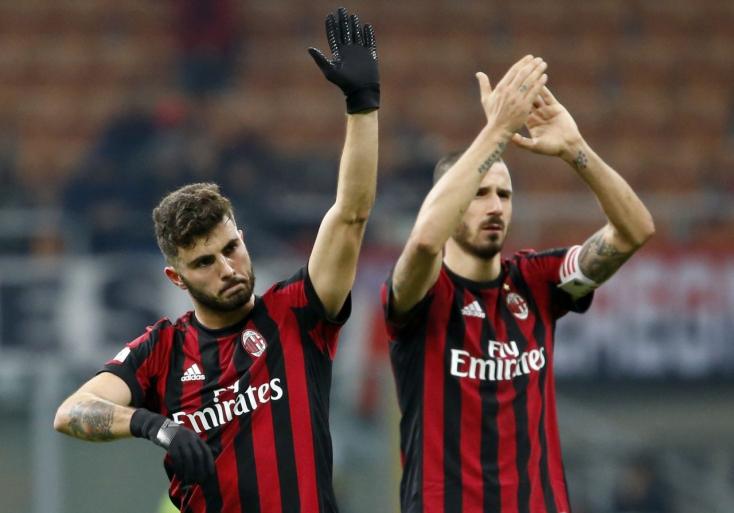 Kizárták az AC Milant az Európa Ligából!