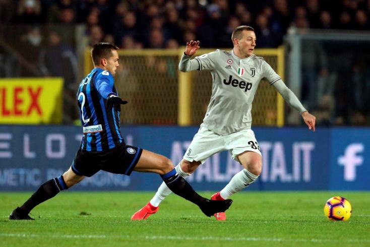 Olasz Kupa - Sima vereséggel búcsúzott a címvédő Juventus