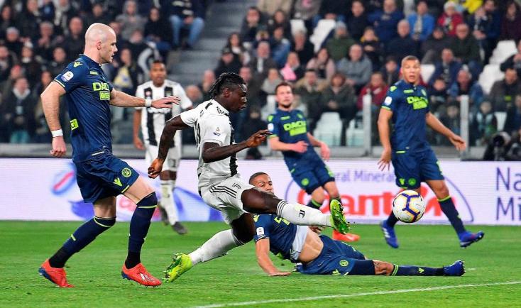 Tartalékosan is remekelt az éllovas Juventus