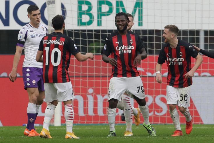 Serie A: Továbbra is veretlen az AC Milan