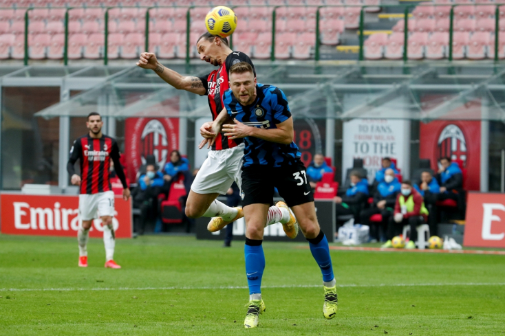 Serie A: Az Inter három góllal legyőzte az AC Milant