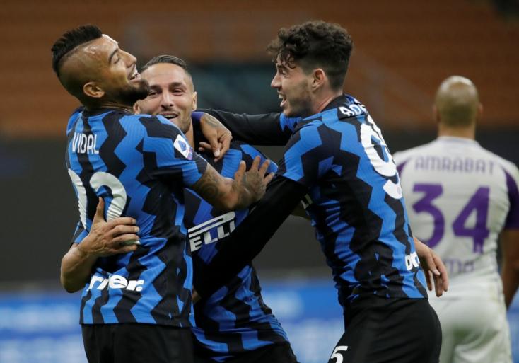 Serie A - Hétgólos meccsen a hajrában fordított az Inter (Videó)