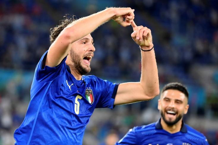 EURO-2020: Másodszor nyertek és nyolcaddöntőbe jutottak az olaszok