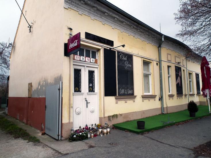 Otthon gyászolva töltötte az ünnepeket az ógyallai bárban meglőtt pincérnő