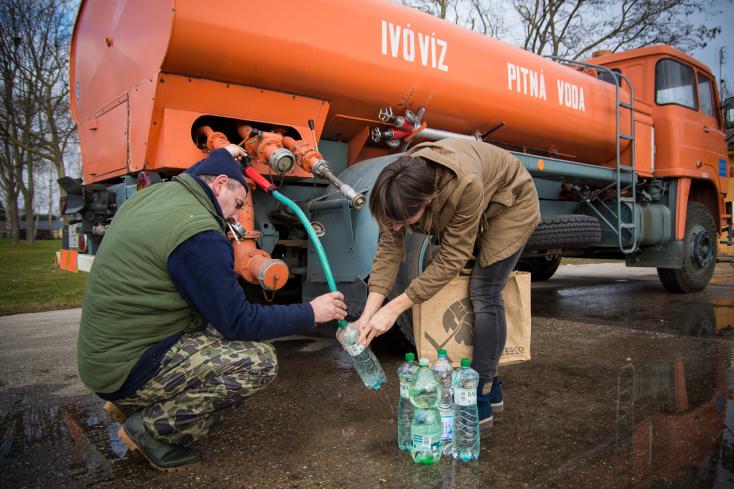 Védett vízgazdálkodási területté nyilvánítaná az SaS a Csallóközt
