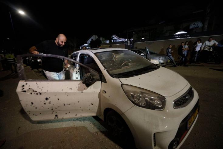 Több rakétát is kilőttek Gázából Izraelre, de érkezett is a megtorlás