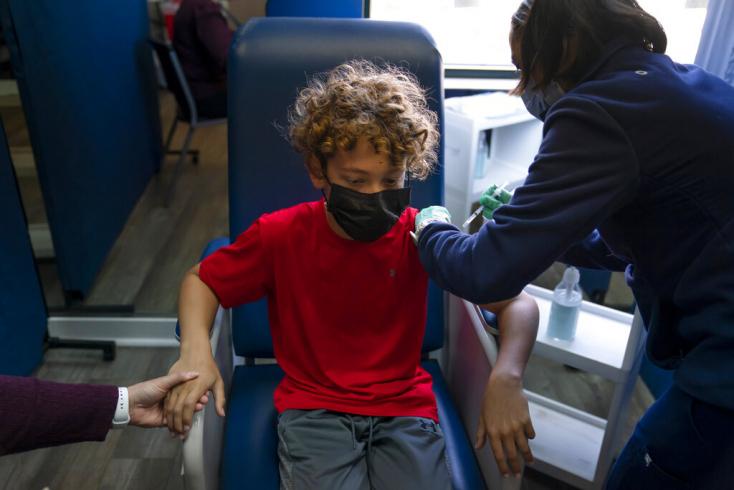 Különleges esetekben az ötévesnél idősebbekis beolthatók Izraelben