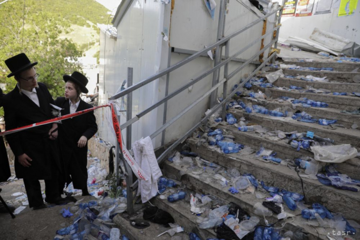 Legalább tíz gyerek volt az Izraelben agyontaposott zarándokok között