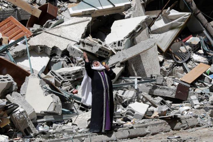 Izrael újabb légicsapásokat mért gázai célpontokra