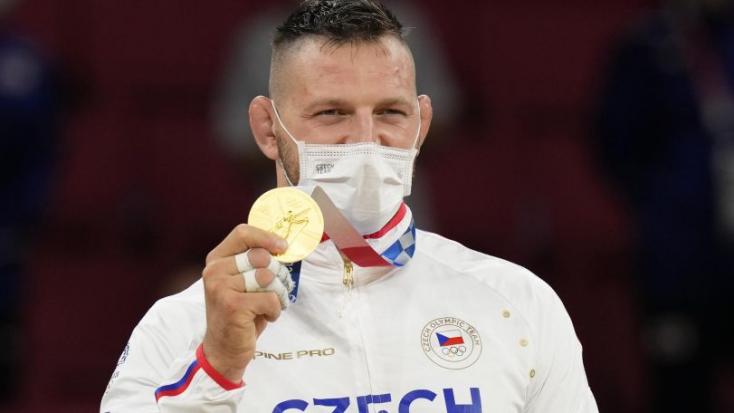 Tokió 2020: Mutatjuk, milyen pénzjutalmat kapnak a cseh olimpiai bajnokok