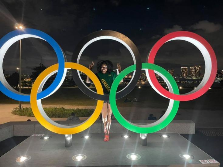 Tokió 2020: Hármas jamaicai siker női 100 méteren