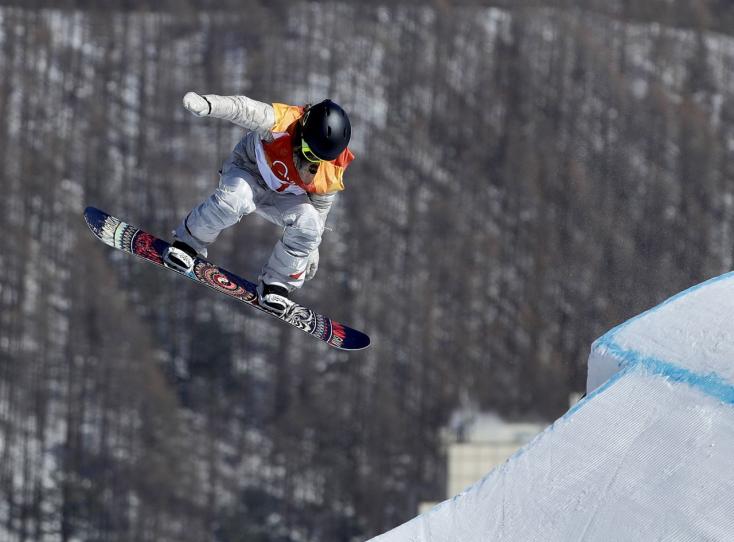 Phjongcshang 2018 - Címvédés a női hódeszkások slopestyle-fináléjában