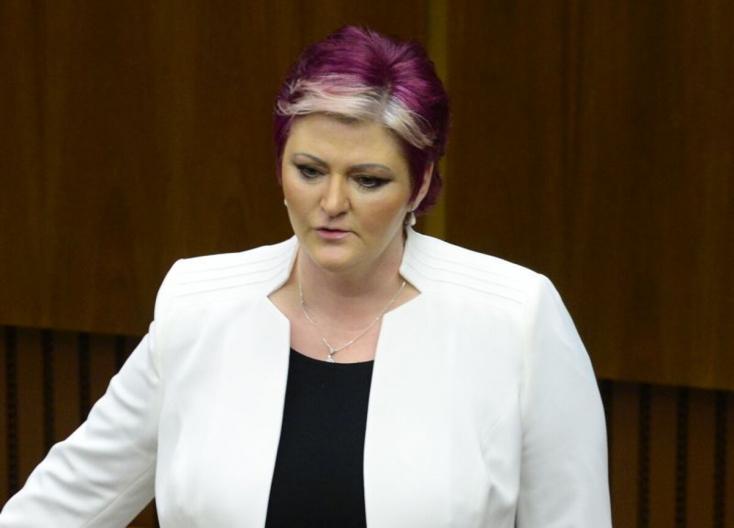 Jana Nehézová kilépett az ĽSNS parlamenti frakciójából