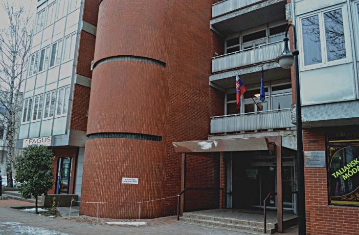 Dunaszerdahelyen még évek kellenek, mire létrejön egy modern állami klienscentrum