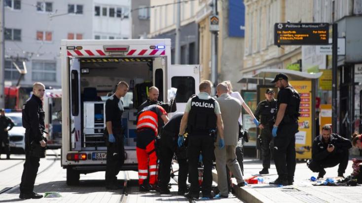 Pozsonyi lövöldözés: nem kevés kritikát kapott a rendőrség beavatkozása, de egyből érkezett a válasz