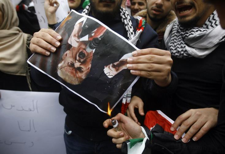 JERUZSÁLEM: Trump miatt megborul a fél világ!