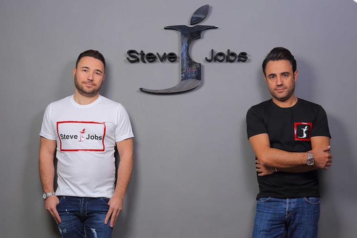 Steve Jobs mostantól egy olasz nadrág és punktum