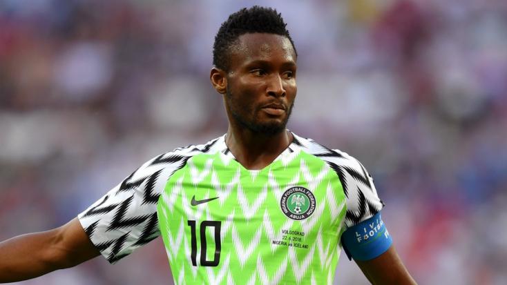 Sérülten játszik Nigéria csapatkapitánya