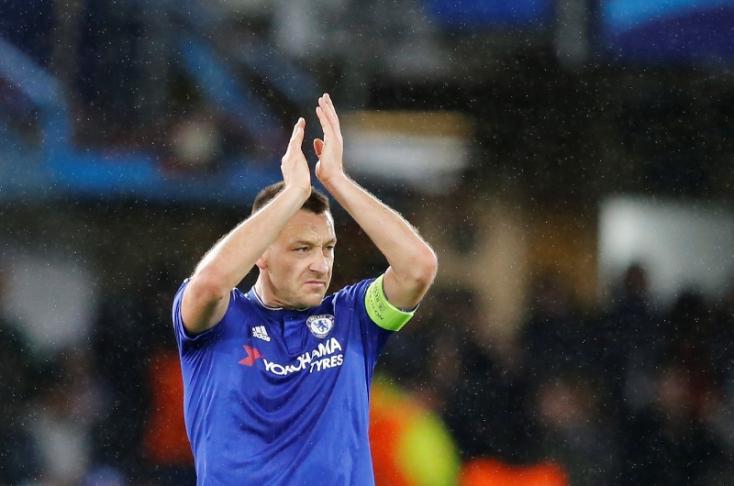 John Terry elhagyja a Chelsea-t
