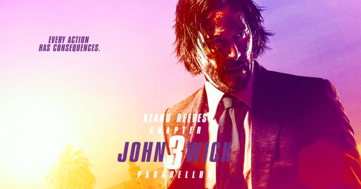 John Wick: 3. felvonás – Parabellum: Ami a pisztolycsövön kifér!