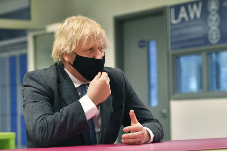 Boris Johnson szerint eljött az idő pályázni a 2030-as foci vb megrendezésre