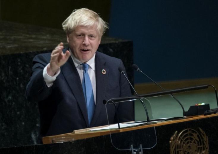 """Boris Johnson: """"Zúdul majd a tőke"""" a brit gazdaságba a Brexit után"""