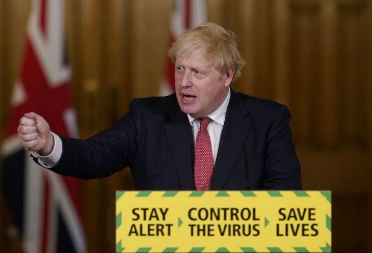 Jövő csütörtöktől újból csaknem teljes zárlat lép életbe Angliában
