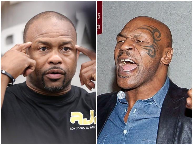 Mike Tyson és Roy Jones Jr. is kemény csatát ígér