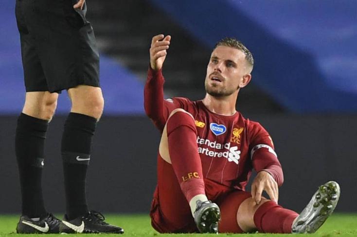 Kihagyja az utolsó négy fordulót a Premier League-ben a Liverpool csapatkapitánya
