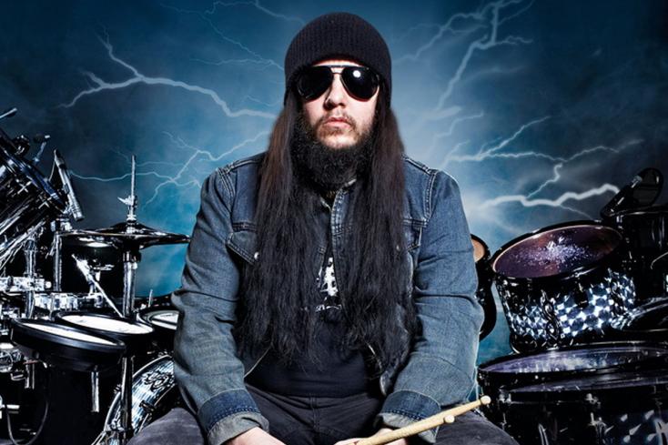 46 éves korában meghalt Joey Jordison,a Slipknot dobosa
