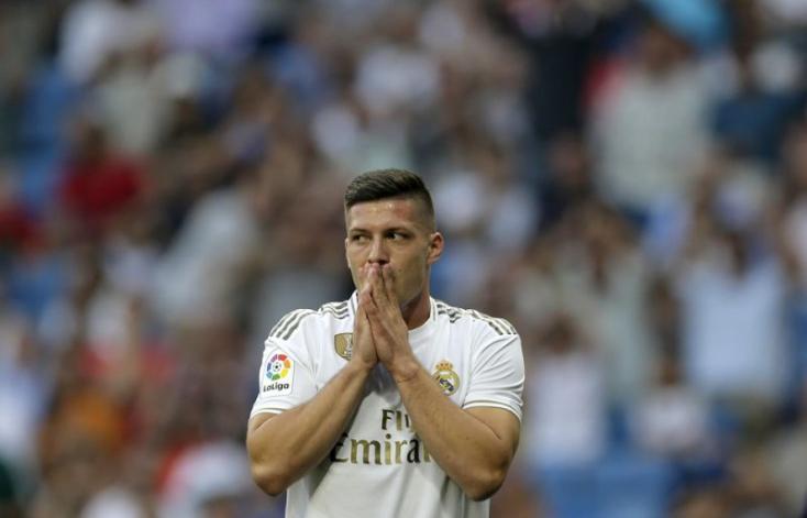 A Real Madrid szerb csatára pénzzel váltotta ki börtönbüntetését