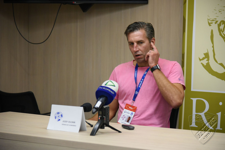 Jozef Olejník lett az FK Senica új vezetőedzője