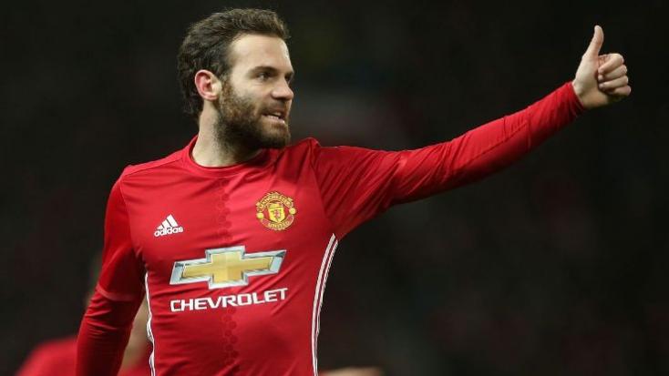Juan Mata marad Manchesterben