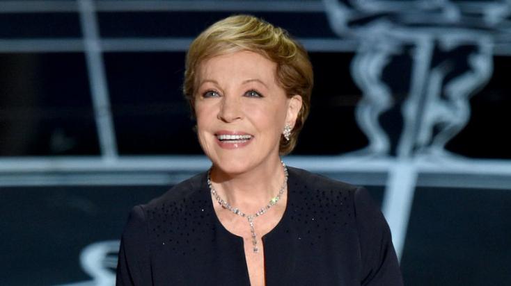 Életműdíjat kap a velencei filmfesztiválon A muzsika hangja és a Mary Poppins sztárja
