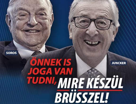 Orbánék újabb álhírtől bűzlőkampányát saját pártcsaládja is kritizálja
