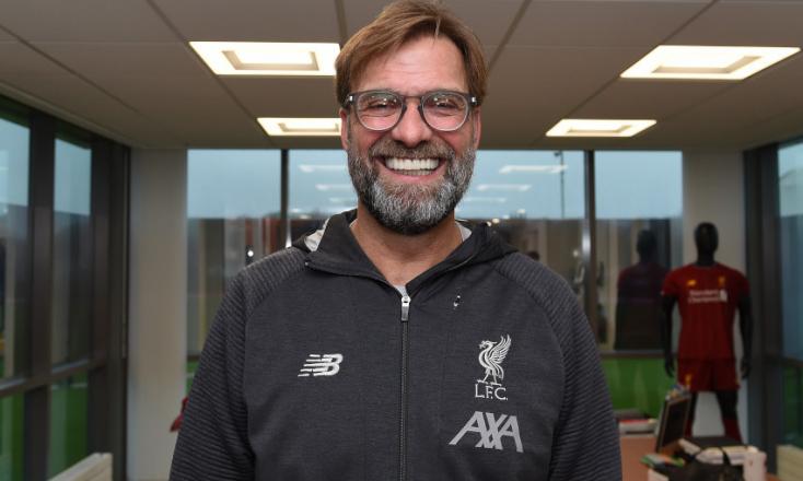 Jürgen Klopp 2024-ig hosszabbított a Liverpoollal