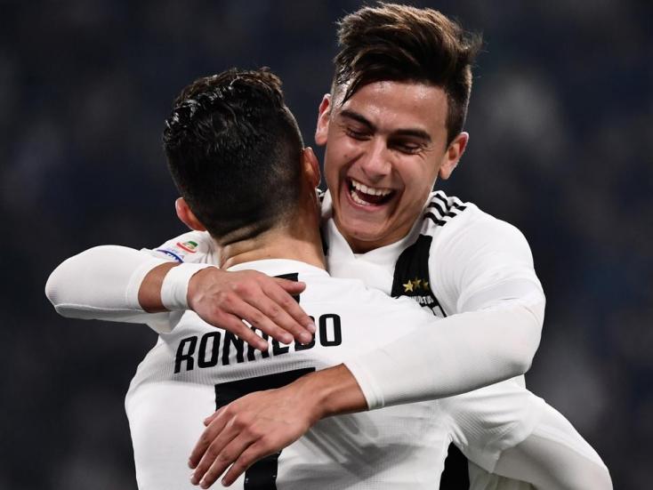 Serie A - A Frosinone sem tudta megállítani a Juventust